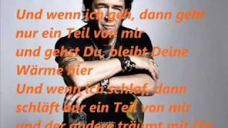 Niemieckie piosenki też mogą być ładne/ Peter Maffay - So bist Du