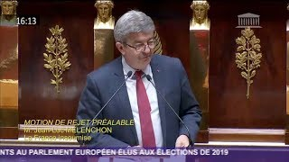 La grande coalition LREM-EELV-PS-LR en Europe, c'est la fin de la démocratie politique.