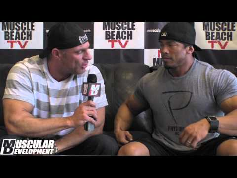 MUSCLE BEACH TV - STAN MCQUAY