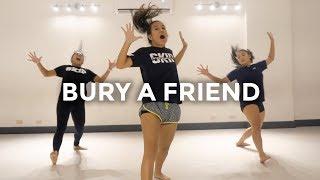 Billie Eilish - bury a friend (Dance Video) | @besperon Choreography