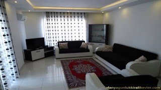 Daily Rental Summer House in Alanya