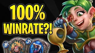 This DRUID deck is BROKEN! | Almost 100% Win Rate to LEGEND! | Boomsday Project | Hearthstone
