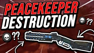 PEACEKEEPER DESTRUCTION