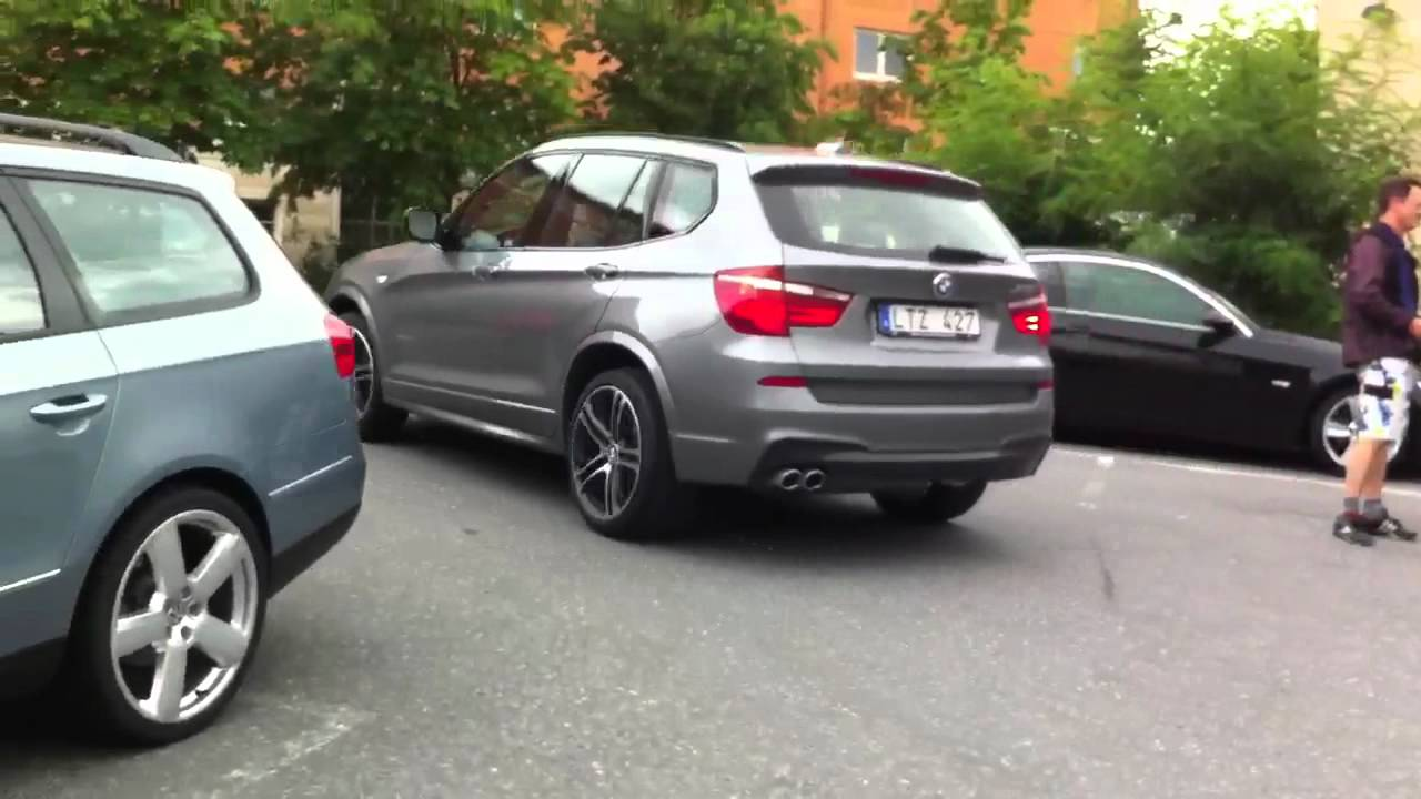 Bmw Rims 22 Inch >> BMW X3 M Sport - YouTube