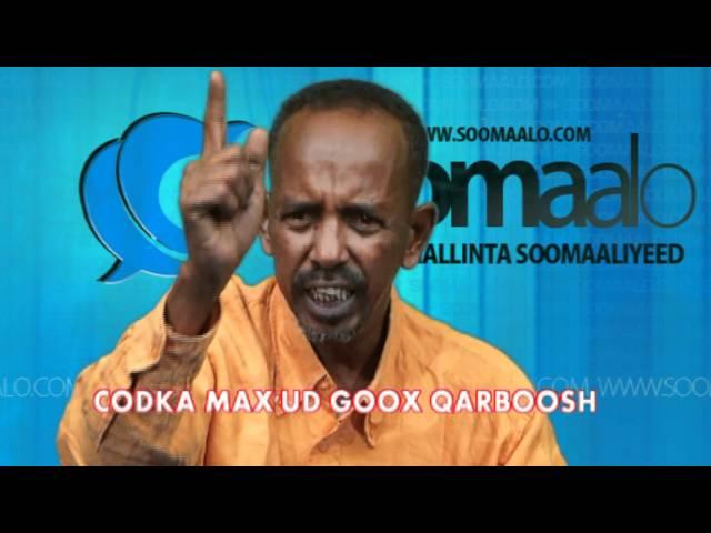 Gabay Dadkeygoow: Qarboosh (Soomaalo.com)