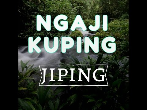 Video Singkat: Ngaji Kuping (Jiping) - Ustadz Kholiful Hadi