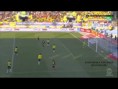 Кубок Америки! Колумбия 0:1 Венесуэла!