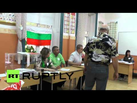 Bulgaria: Ballot scandal hits election