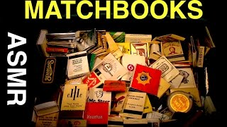 ASMR Matchbooks No.5