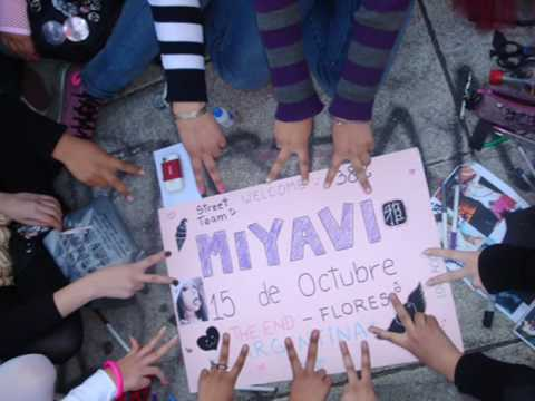 Miyavi - 2 be wiz U
