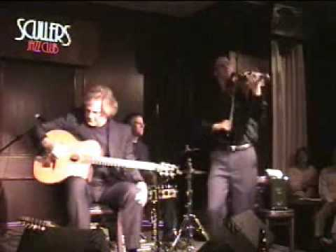 John Jorgenson Quintet - FA Swing (Gypsy Jazz guitar and violin)