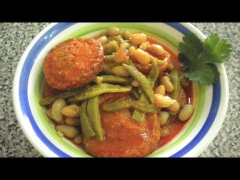 TORTITAS DE CAMARON con nopales y frijoles | RECETA FACIL