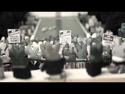 Peeps Show 2014: 'I Have a Dream: Martin Luther King Jr. Addresses the Peeple'