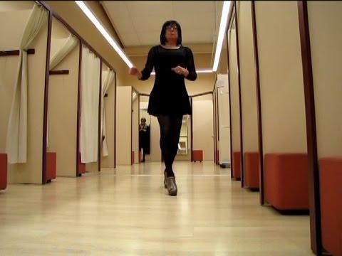 Shopping Outfits &amp  High Heels   Transvestite   Crossdresser