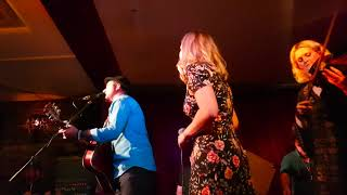 Steve Young FT Lisa Wright - City Of New Orleans @ Green Note - 12-09-2018-4k