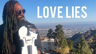 Download Lagu DSharp - Love Lies (Cover)   Khalid ft. Normani Gratis STAFABAND