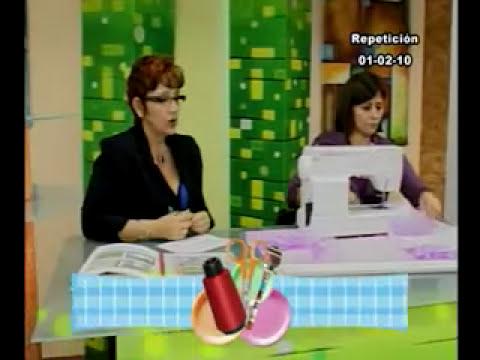 Habil&Dades Con Raquel - Sonia de Franco 3/4 Cenefa Victoriana