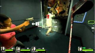 "Left 4 Dead 2 ""Suicide Blitz 2"" Walkthrough 1/5 ""The Apartment"""