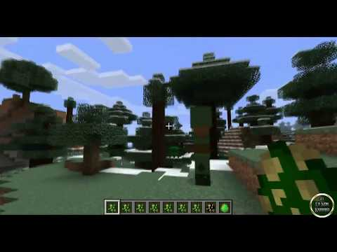 Minecraft 1.7.2 - Review de SCAPECRAFT MOD - ESPAÑOL TUTORIAL