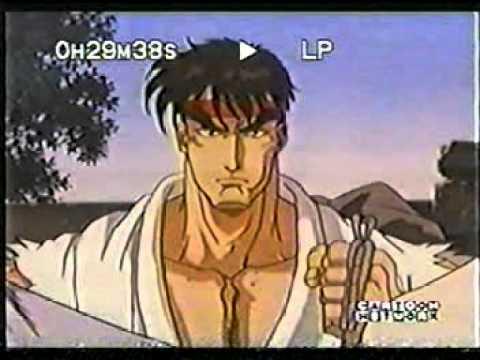 Street Fighter II La Película Animada Movie P4