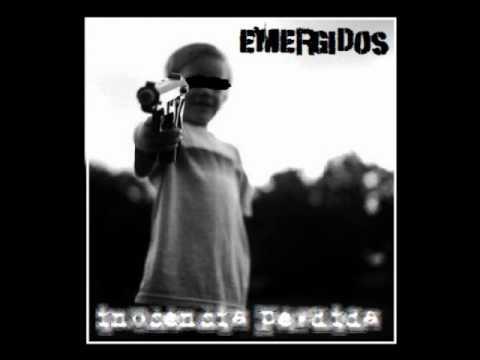 LOS EMERGIDOS - Miseria