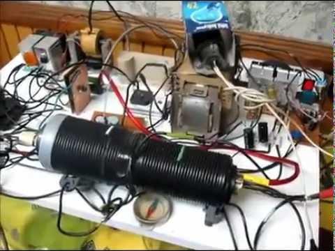 Механический генератор своими руками