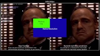 Convert Low Resolution Video to 4K Ultra HD (Full Version)