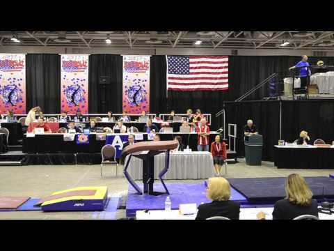 Shani Remme ~ 2013 National Championships ~ VAULT 9.225