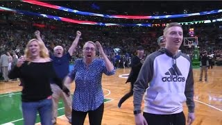 Watch Military Man Surprise His Family With Homecoming During NBA Game