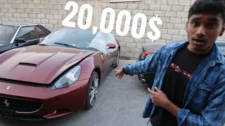 I Found The Cheapest Ferrari You Can Ever Buy In Dubai
