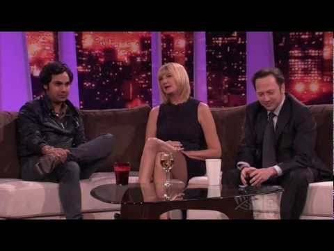 Rove LA 2x08 Rob Schneider, Kerri Kenney-Silver and Kunal Nayyar 1/5