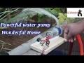 tutorial cara membuat drone sangat mudah sekali dan membuat pompa air kecil di rumah