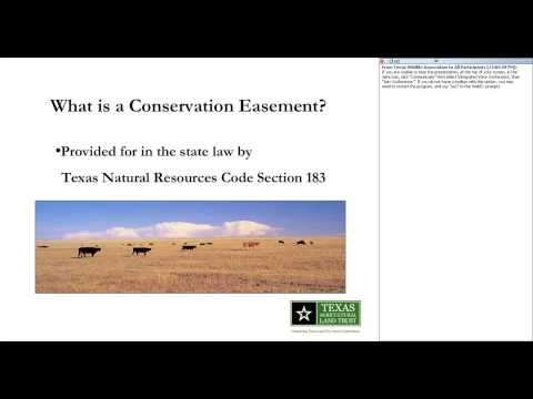Wildlife for Lunch - February - Conservation Easements