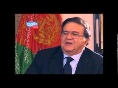 Afghan very funny: Rahim Wardak