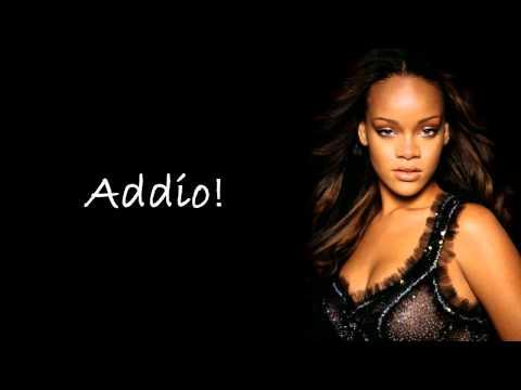 Rihanna - Farewell (traduzione In Italiano) video