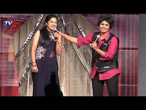 Womaania Ladies Night 2014 | Jhansi Comedy Skit