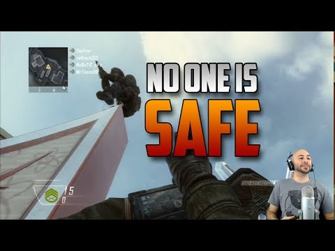 Black Ops 2 Michael Myers - No One Is Safe