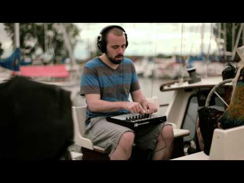 Memorecks - Boat Beats/Kick Push Remix (Maschine MK2+Ableton)