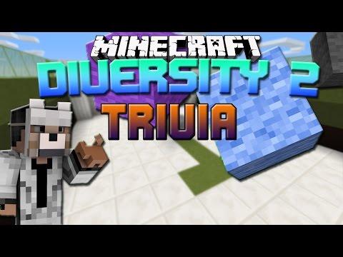 Minecraft Custom Map: Diversity 2, TRIVIA Episode 6