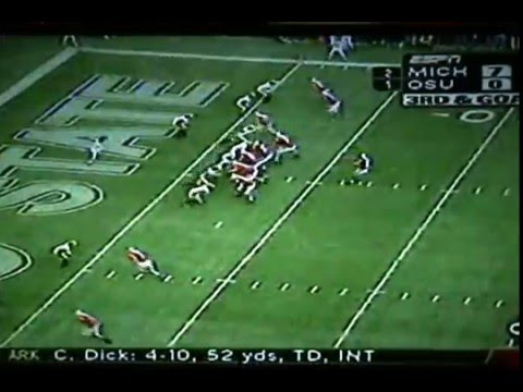 2006 Ohio State Michigan Highlights