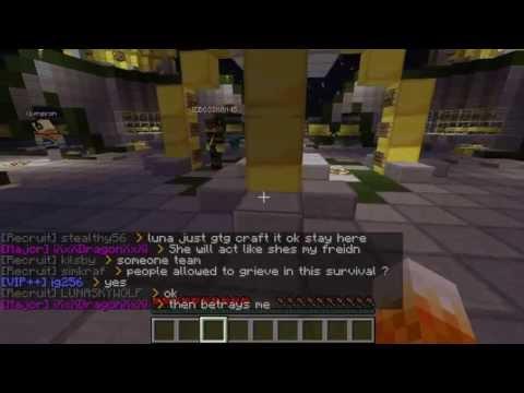 SkyDoesMinecraft Server ~ Minecraft Survival with Ocelot ~ Sonic Kitty Fan ;)