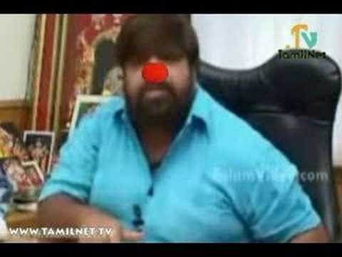 Interview with T Rajendar about Tamil Eelam