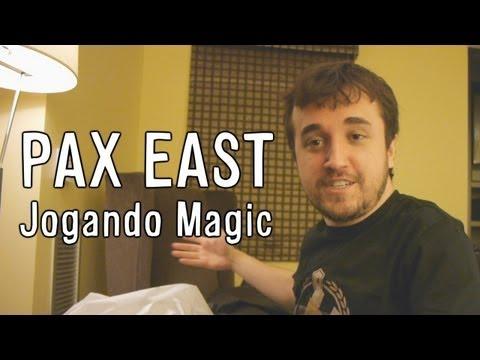 PAX EAST 2013 - Magic e Jogos de Mesa.