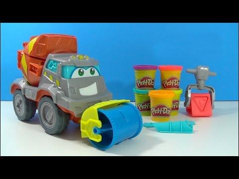 mixer cemento videolike