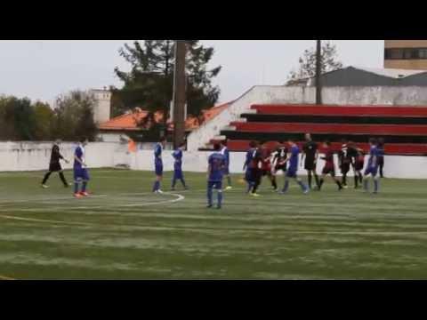 Vilanovense 0-1 Oliveira do Douro