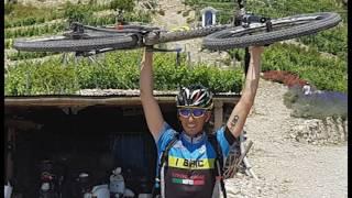 ALTA VIA STAGE RACE 2016 - MTB - GIUSEPPE CATINO