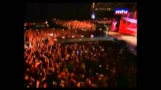 Tyga Video - Tyga - NRJ Music Tour 2013 Lebanon (Live Show)