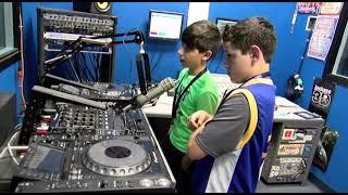 FAU Radio Sports broadcasting 2018
