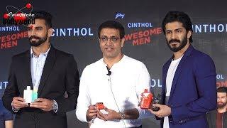 Harshvardhan Kapoor Launches Cinthol New Mens Grooming Range