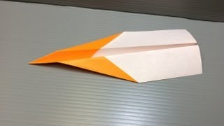 Daily Origami: 068 - Dart Or Paper Airplane